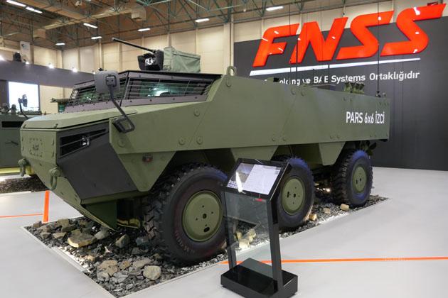 IDEF-2017 fnss ile ilgili görsel sonucu