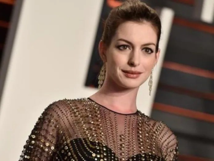 Transformation of Anne Hathaway for