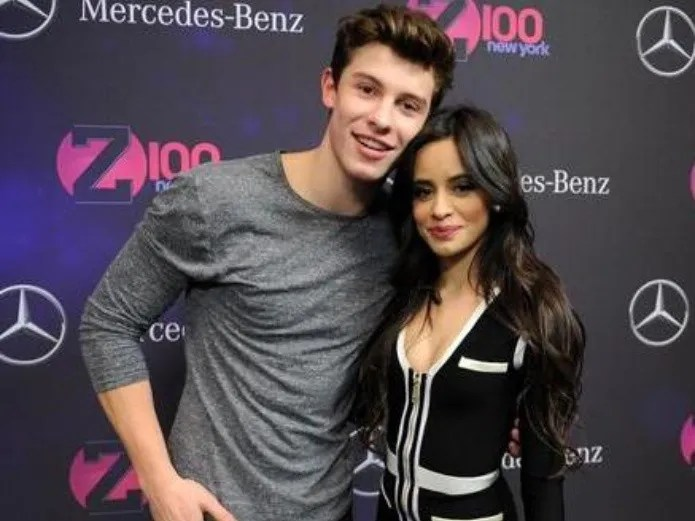 Shawn Mendes and Camila Cabello surprise in wearing scant clothes! (AFP)