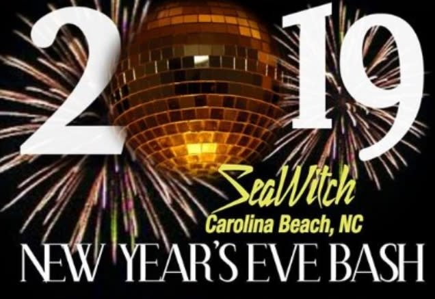 Seawitch Cafe New Year's Eve Bash