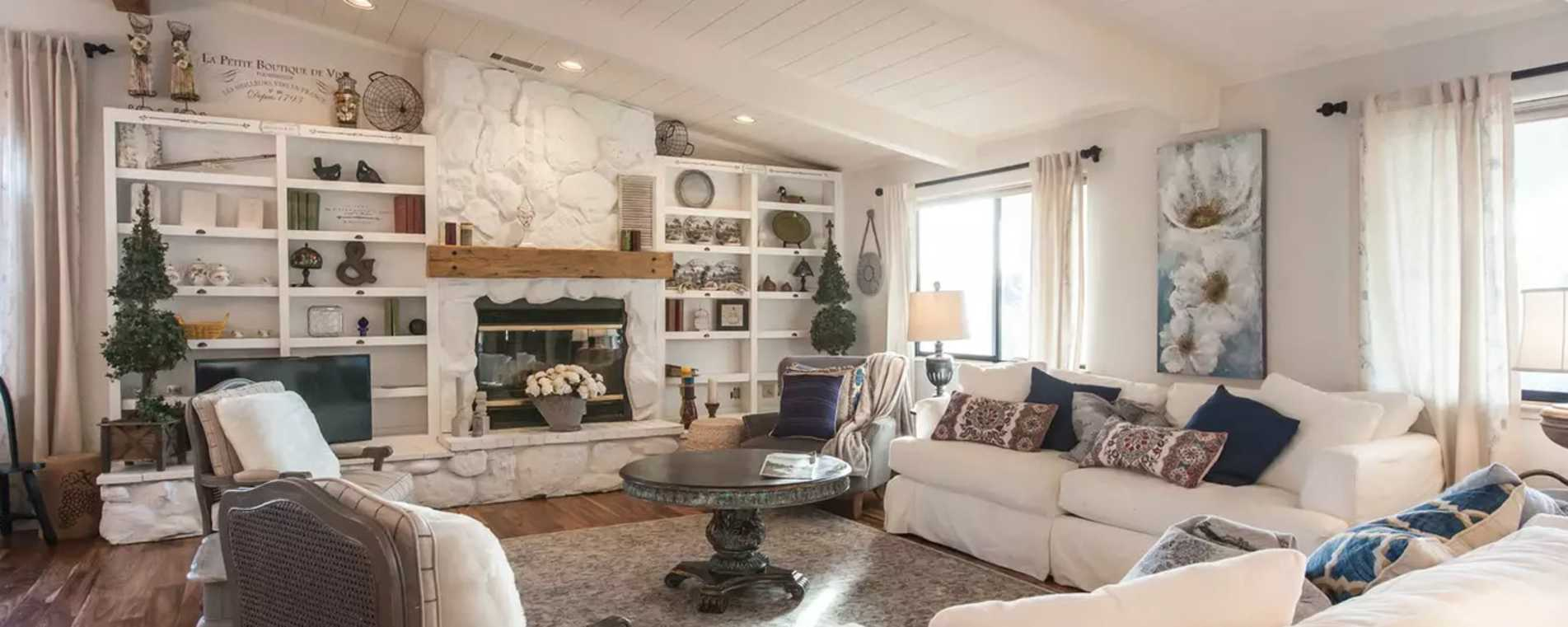 wine country living room home theater pictures french farmhouse escape