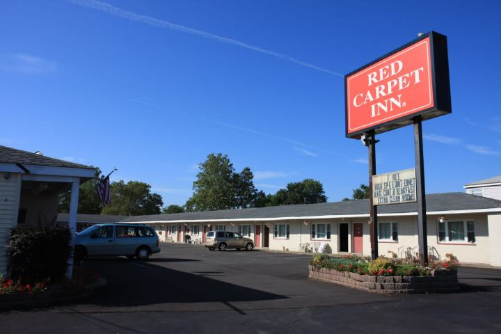 Red Carpet Inn 6625 Niagara Falls Boulevard