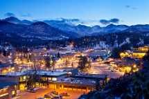 Exploring Rocky Mountain National Park And Estes Winter