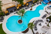 Cool Hotel Pools In Houston Resorts & Hotels