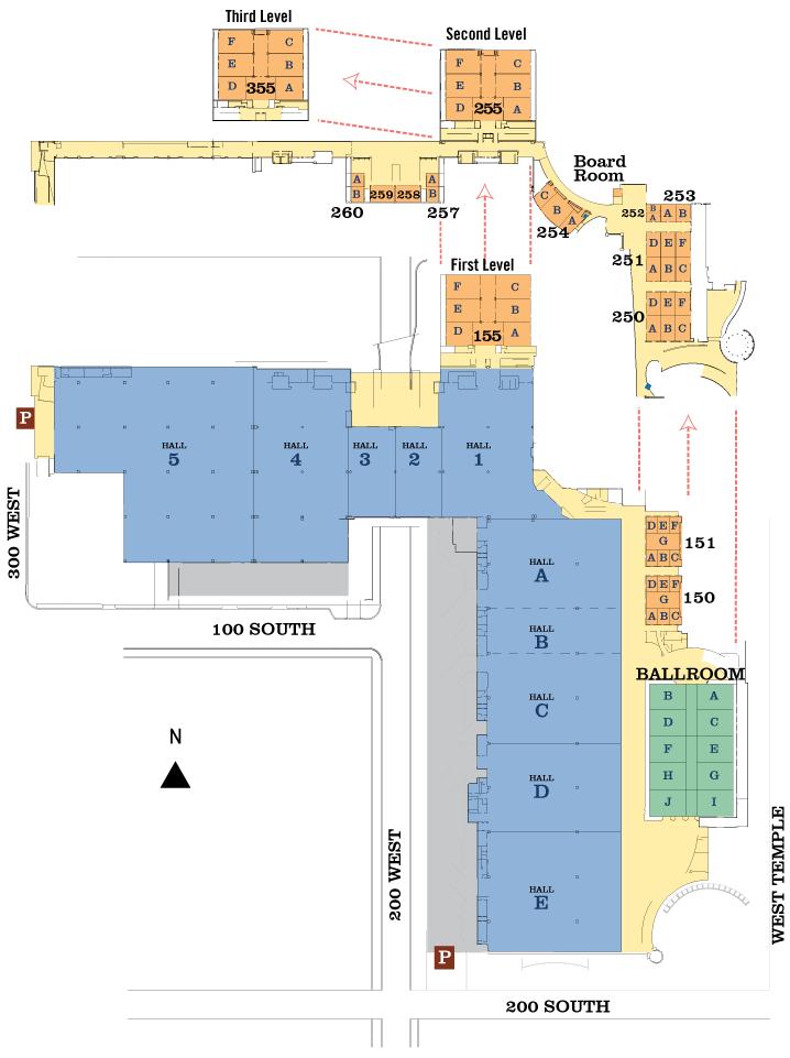 Palace Map D&d : palace, Palace, Convention, Center, Venue, Directory