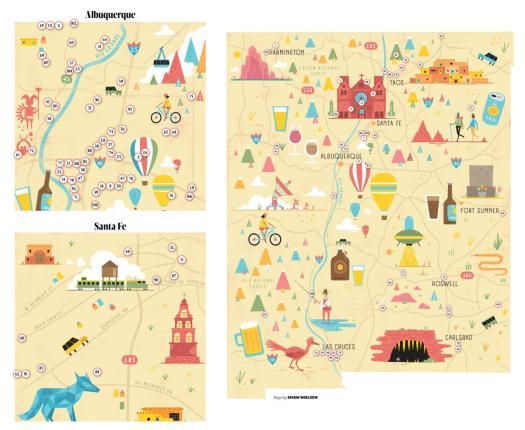 Beer Map Guide