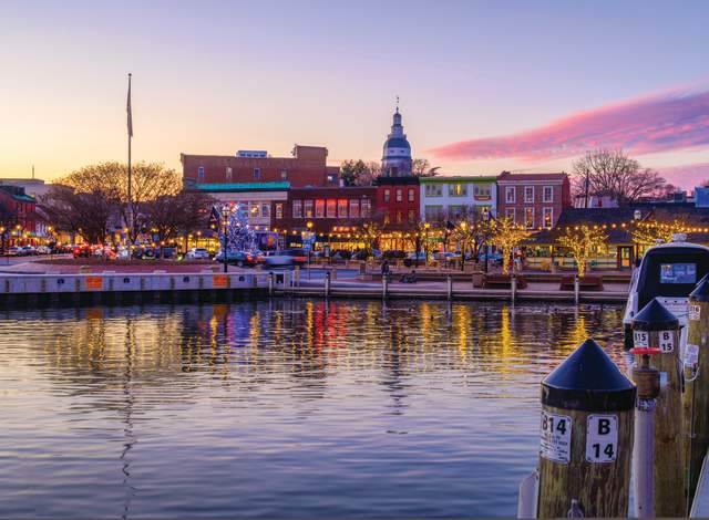 visit annapolis holiday events