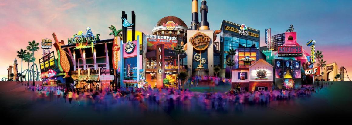 8 Reasons to Visit Universal CityWalk at Universal Orlando Resort