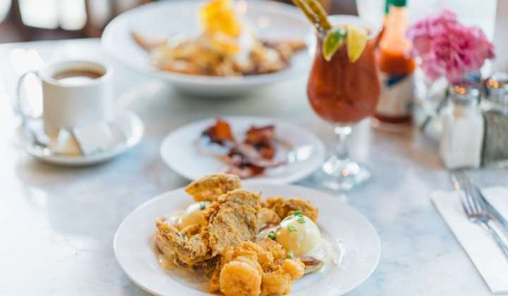 Image result for Bijoux's Sunday Brunch new orleans