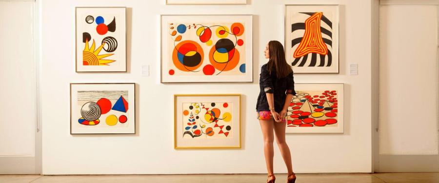 Image result for solo art gallery visits