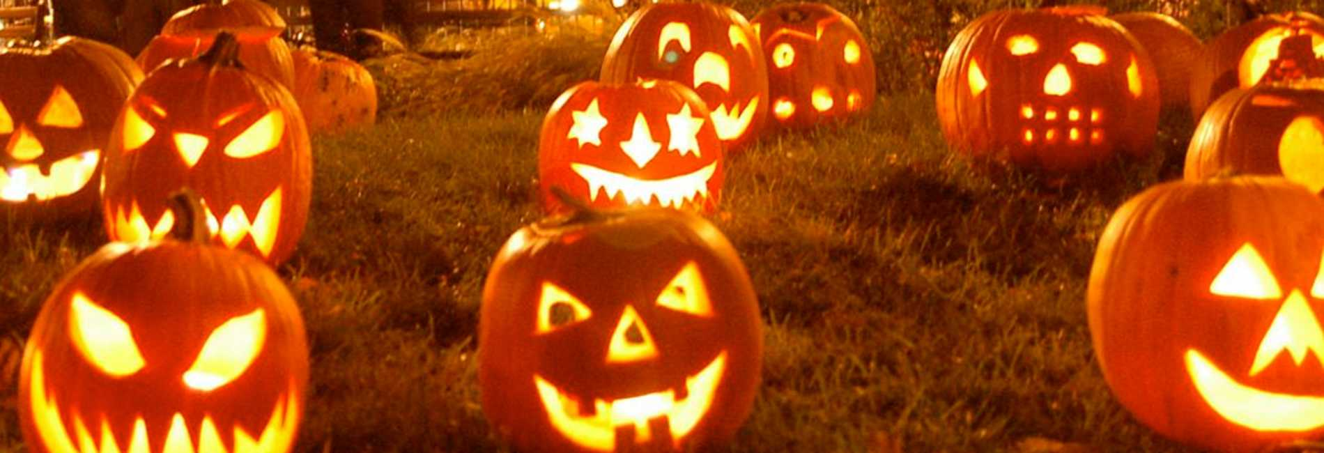 halloween events in lake