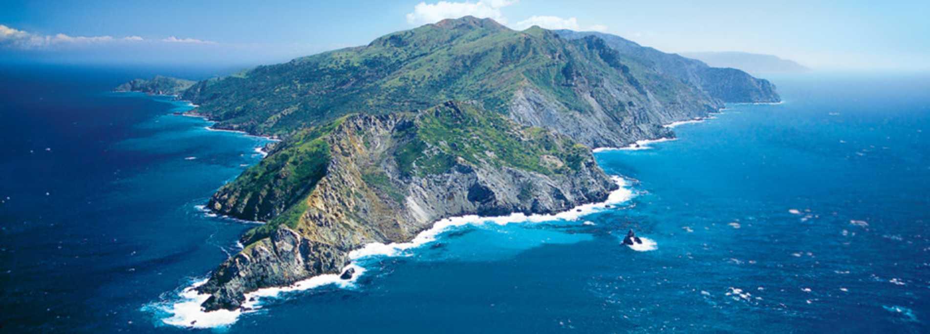 where is catalina island
