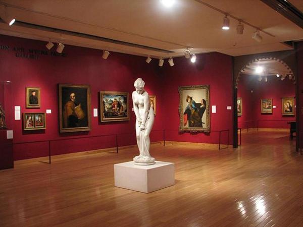 Lowe Art Museum University Of Miami In Coral Gables Fl