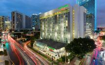 Courtyard Marriott In Miami Downtown Brickell Area Fl