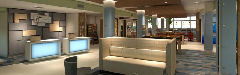 Holiday Inn Express Suites Cincinnati Ne Red Bank Road