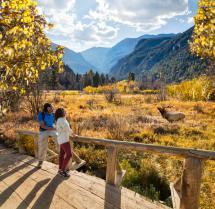 Outdoor Adventures In Estes Park Cabins Trails & Birding