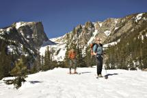 Rocky Mountain National Park Winter & Spring Activities