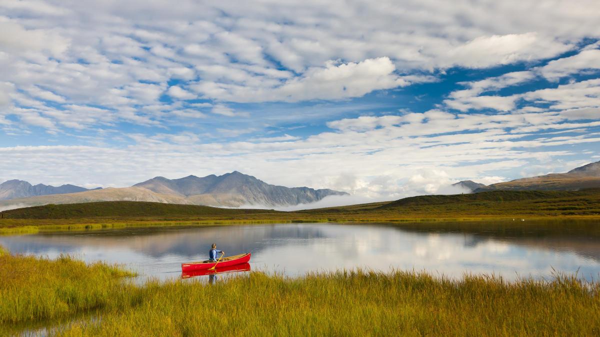 Summer Solstice Fairbanks Alaska