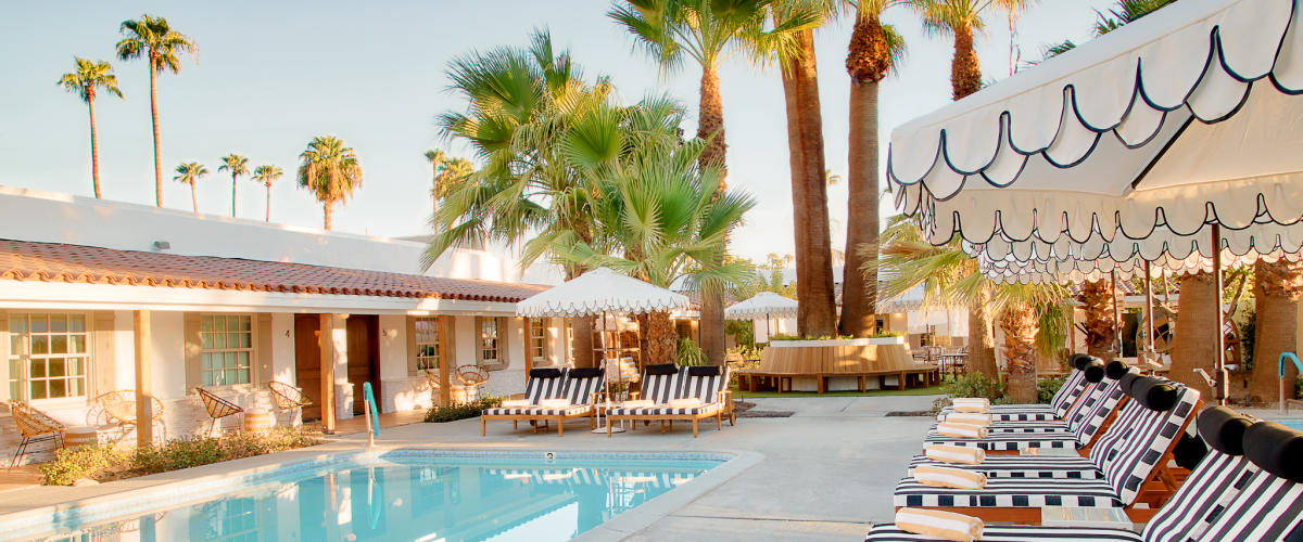 boutique hotels in greater palm springs