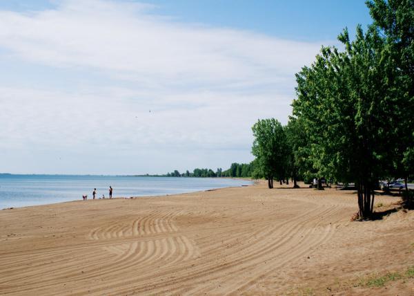 Ontario' Southwest Turkey Point Beach