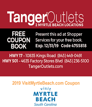 tanger outlets free coupon