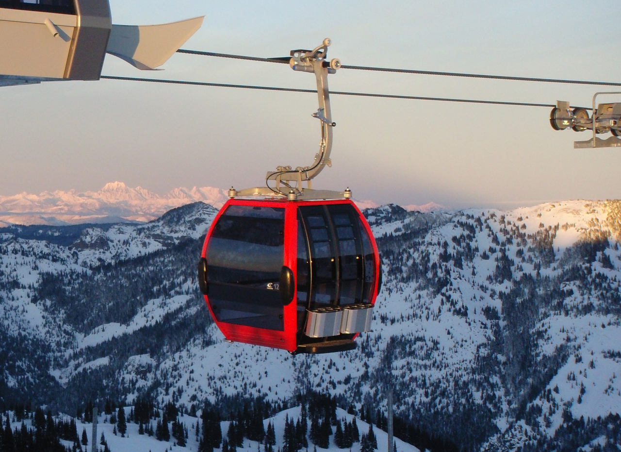 crystal mountain resort a great trip in the summer or winter, the gondola at crystal mountain is also open for snowshoeing! Crystal Mountain Scenic Gondola Enumclaw Wa 98022