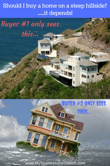 What You Need To Know When Buying A Home On A Steep Hillside
