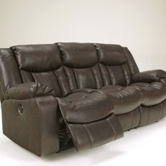 Sofa Parts Names Small Modern Sectional 1030087 Signature Design By Ashley Carnell Reclining Power