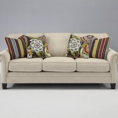 Ashley Furniture Ballari Linen Sofa Wooden Set Suppliers 2530138 Steele 39s Tv