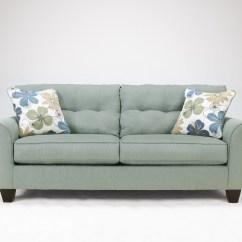 Sleeper Sofa Charlotte Nc Oak Mission Style Table 6640038 Signature By Ashley Kylee Lagoon