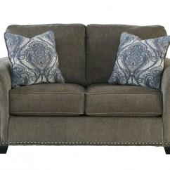 Navasota Charcoal Sofa Ashley Furniture And Loveseat Sets On Sale 8700235 Knie Appliance
