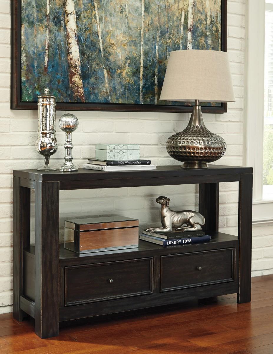 Image Result For Ashley Furniture Signature Design Gavelston Sofa Table Rubbed Black