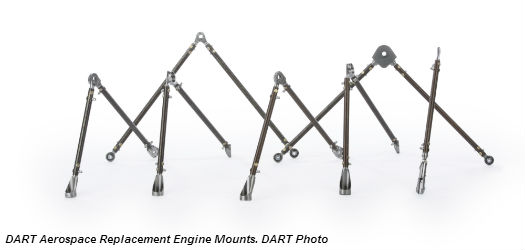 DART Aerospace releases new products for Bell 206 and 407