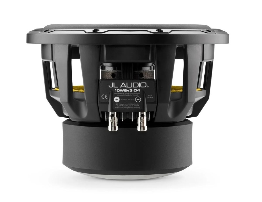 medium resolution of jl audio w6v3 series subwoofer driver
