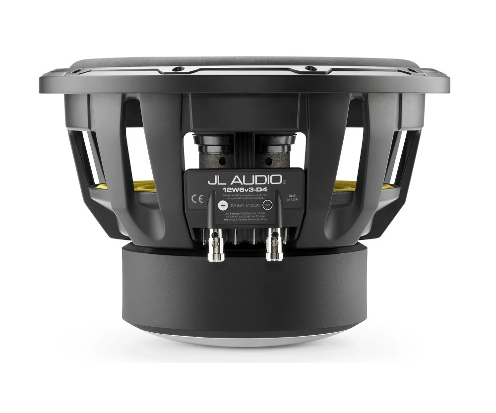 medium resolution of jl audio w6v3 series subwoofer driver