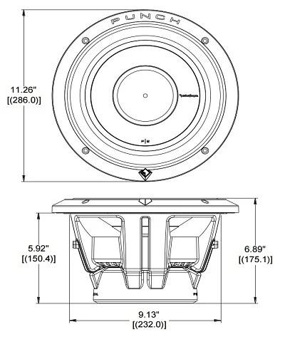 rockford fosgate p2 10 wiring diagram three point turn p2d2-10 10