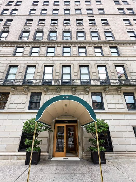 812 Park Avenue Apt 10A New York NY 10021  Sothebys