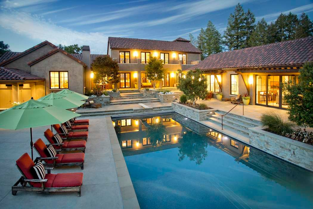 Unparalleled Wine Country Elegance Healdsburg CA 95448  Sothebys International Realty Inc