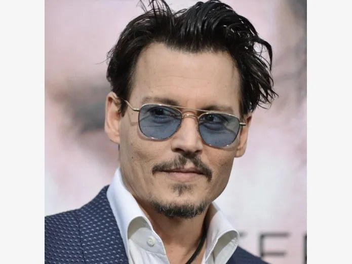 Johnny Depp joins social networks and breaks record of followers on your first day(AP)