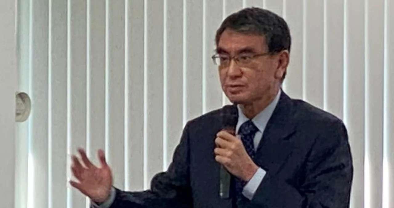 河野太郎大臣1週間の報道をフラッシュバック11月15日~11月21日|ごまめ報道部|note