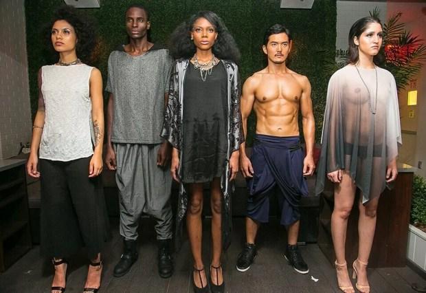 NYファッションショー2