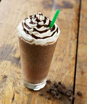Double Chocolaty Chip Frappuccino® Blended Crème