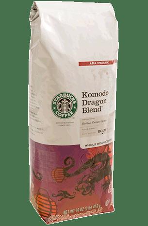 Komodo Dragon Blend®
