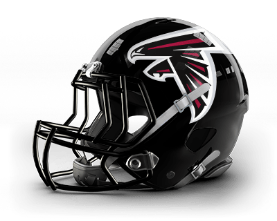 Atlanta Falcons Helmet Side View Transparent Png Stickpng