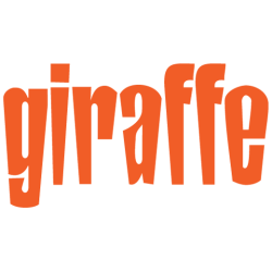 Giraffe Restaurant Logo transparent PNG StickPNG