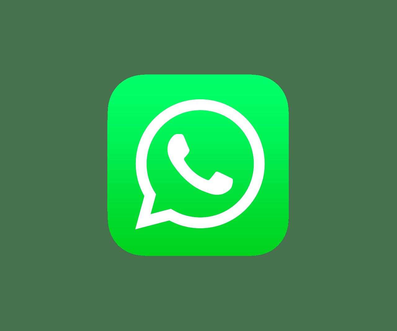 Whatsapp Ios Icono PNG transparente - StickPNG