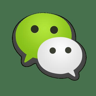 Wechat Logo transparent PNG - StickPNG