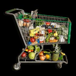 Shopping Cart Clipart transparent PNG StickPNG