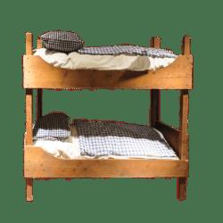 Modern Wooden Bed transparent PNG StickPNG
