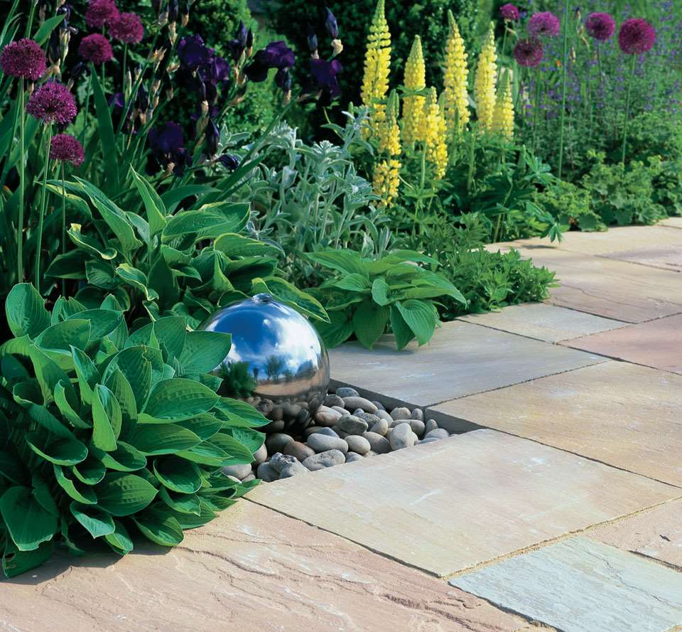 Marketstone Radius Garden Paving Circle  Stonemarket